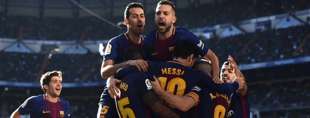 ¿Ganará el Barcelona la Liga sin perder un partido?