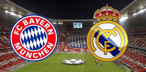 Apuestas y pronósticos Bayern-Real Madrid