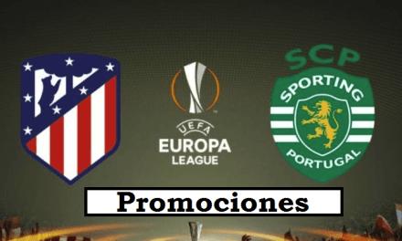 Atlético Madrid-Sporting Lisboa: promociones de apuestas