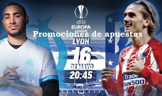 Promociones apuestas final Europa League 2018