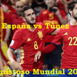 El último amistoso de cara al Mundial: Apuestas España-Túnez