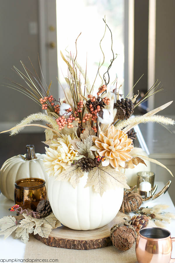 rustic white thanksgiving table ideas