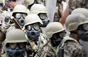 gas mask honduras