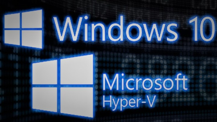 Como activar Hyper-V en Windows 10