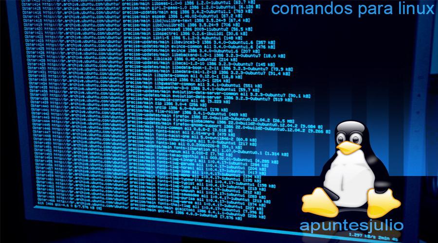 Comandos para Linux