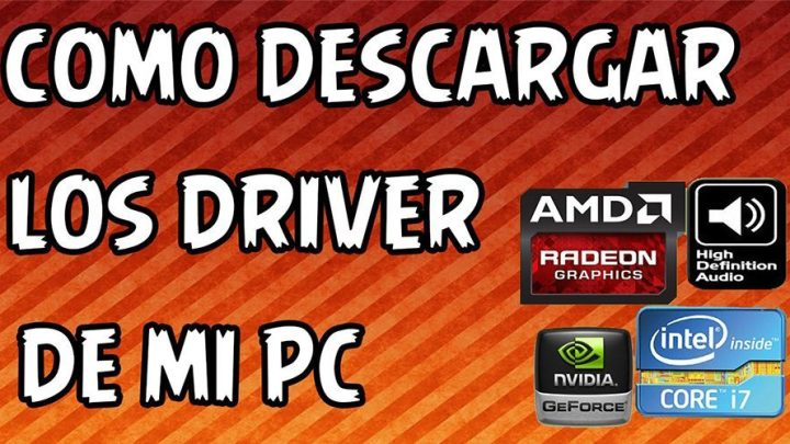 Cómo buscar y actualizar drivers en Windows