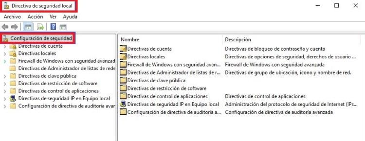 Activar_desactivar UAC en windows 7_