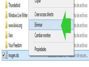 Eliminar virus acceso directos carpetas_8