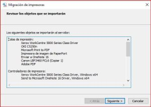 Migrar impresoras en Windows_7