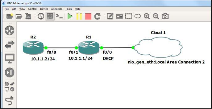 GNS3 Software emulador de redes