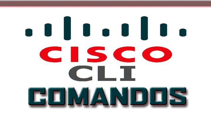 Comandos de configuración de dispositivos cisco