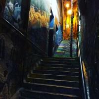 Escalera Gálvez