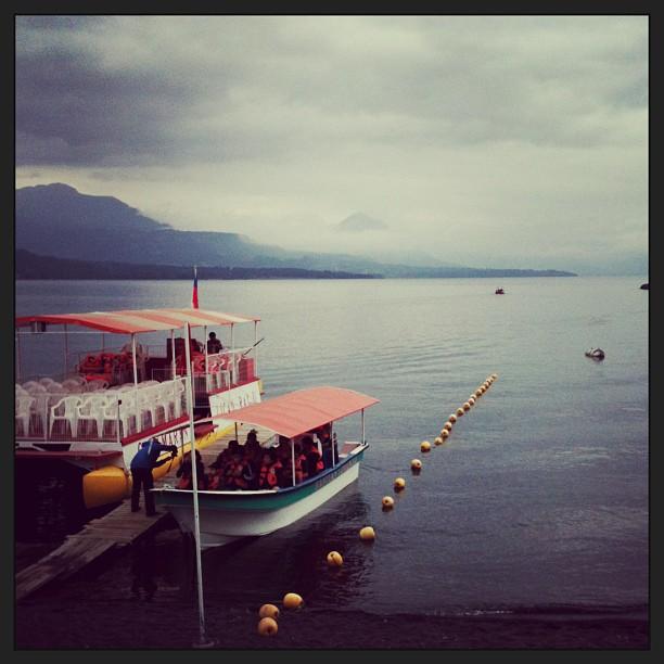 Lican Ray, Chile