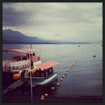 Lago Calafquén