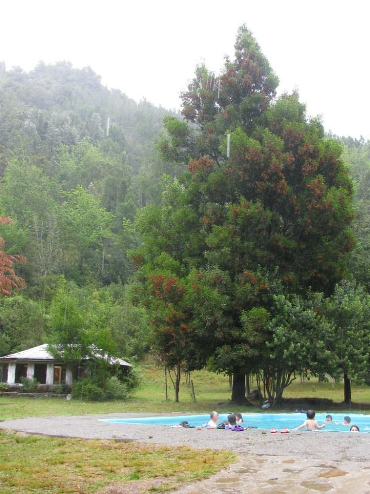 Choshuenco, Chile