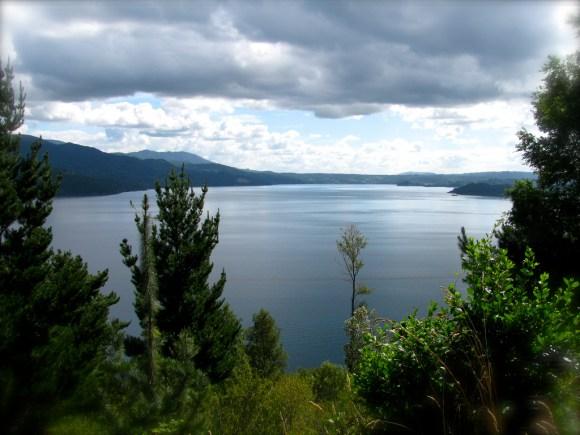 Lago Panguipulli, Chile