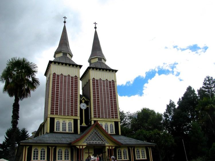 Panguipulli, Chile