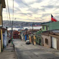Cerro Barón de Valparaíso