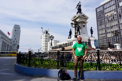 Cristian Uribe, Ecomapu Travel