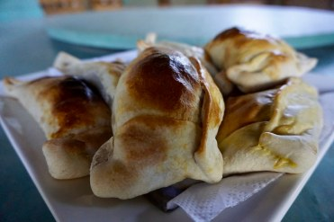 Empanadas en horno