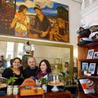 Café República, un punto de encuentro para los vecinos de Playa Ancha