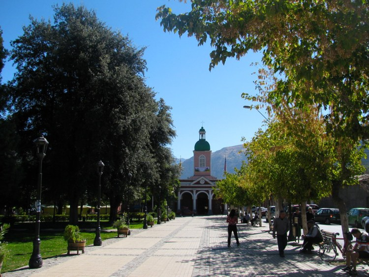Cajón del Maipo, Chile