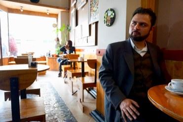 Isaac Reyna en Café Subterráneo