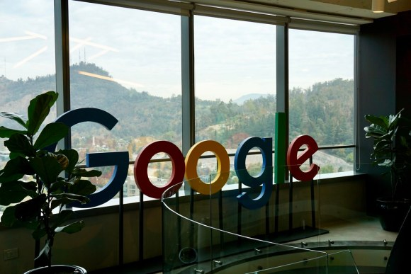 Google Chile, Santiago