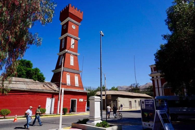 Antiguo Cabildo Municipal de Vicuña