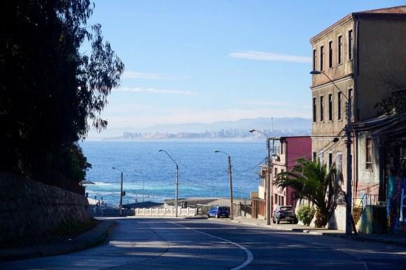 Avenida el Parque, Playa Ancha