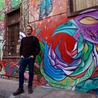 Cerros Alegre y Concepción: Murales imperdibles