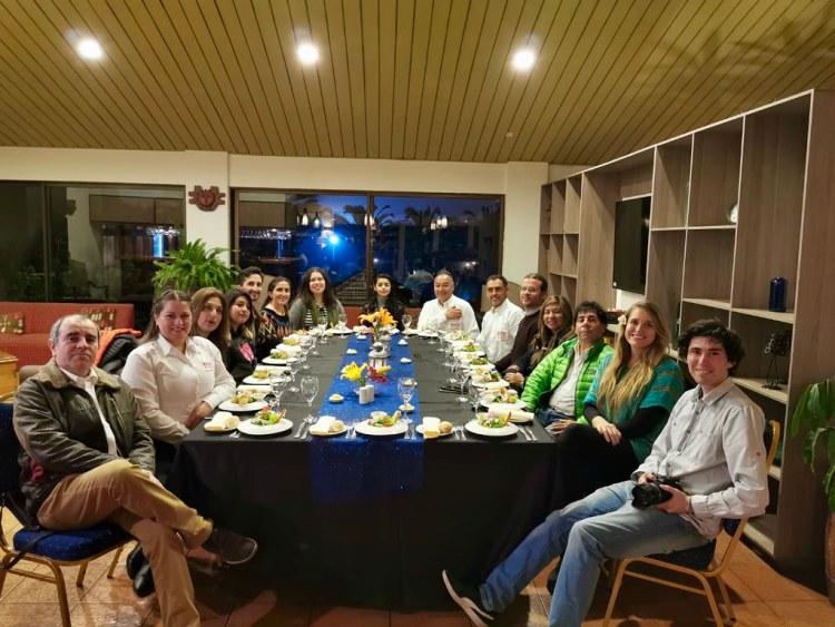 Chile Mi Destino y Agrupación Chilena de Blogueros de Viaje