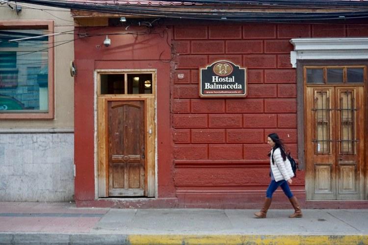 Hostal Balmaceda