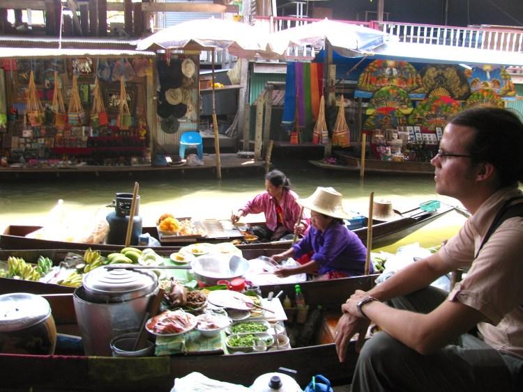 Mercados de Bangkok