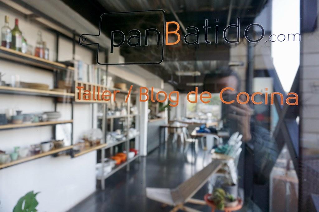 Taller y blog Pan Batido