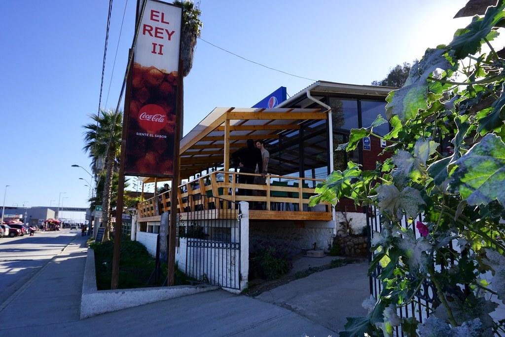 Restaurante El Rey II, Tongoy