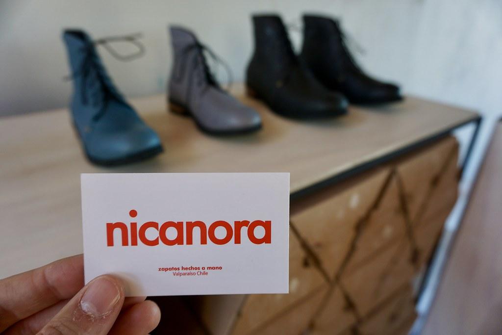 Nicanora, zapatos hechos a mano
