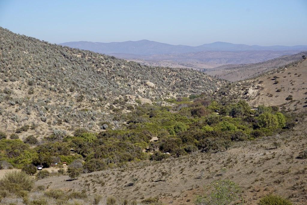 Valle del Encanto, Región de Coquimbo