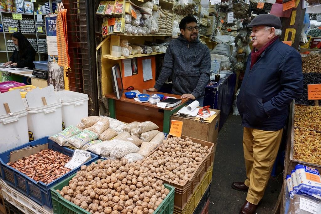 Donde David en el Mercado Cardonal