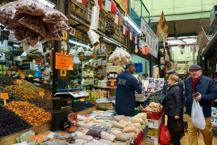 Mercado Cardonal