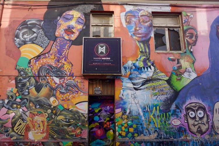 Mural Barrio Puerto