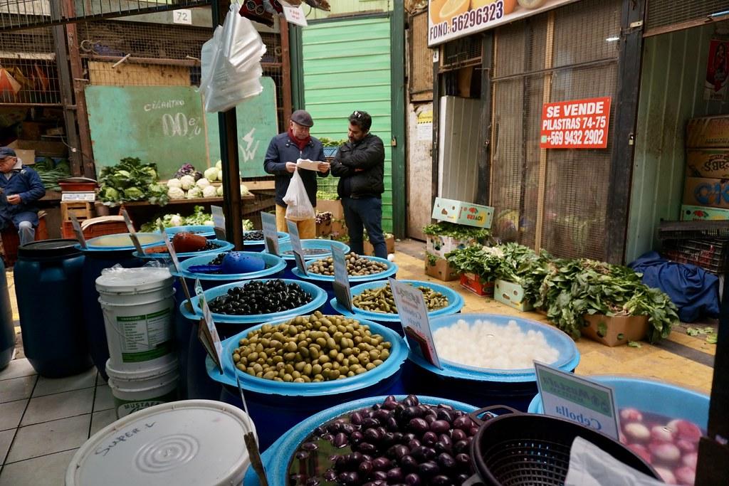 Mustafá Aceitunas, Mercado Cardonal