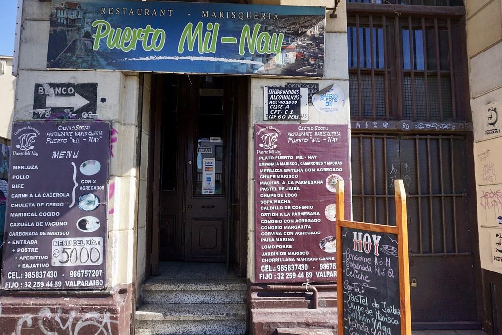Puerto Mil-Nay, Barrio Puerto
