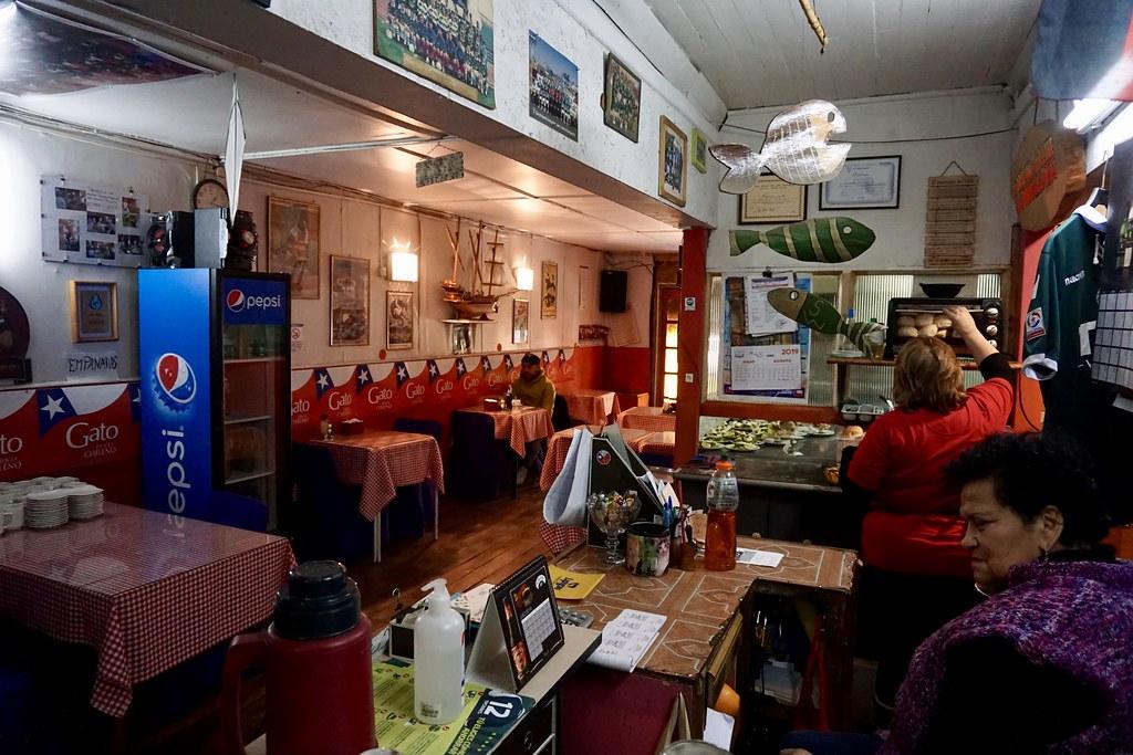 Restaurante Doris, Valparaíso