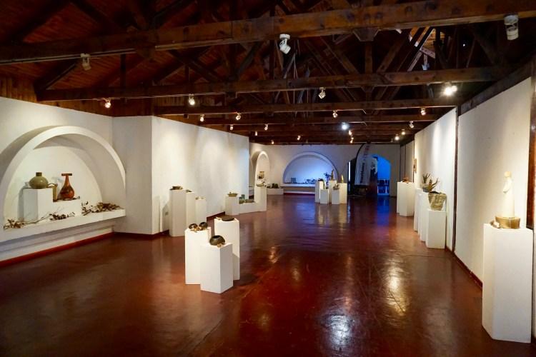Exposición Barro