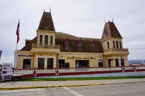 Centro Cultural Agustín Ross