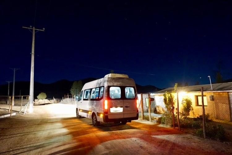 Ruta para avistamiento de estrellas junto a Nativo Tour