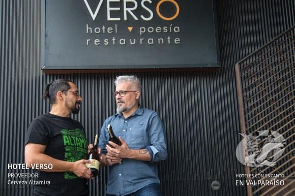 Hotel Verso y Cerveza Altamira