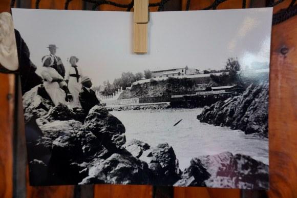 Fotografía antigua de Las Torpederas