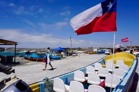 Muelle San Agustín